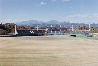 竹田市総合運動公園